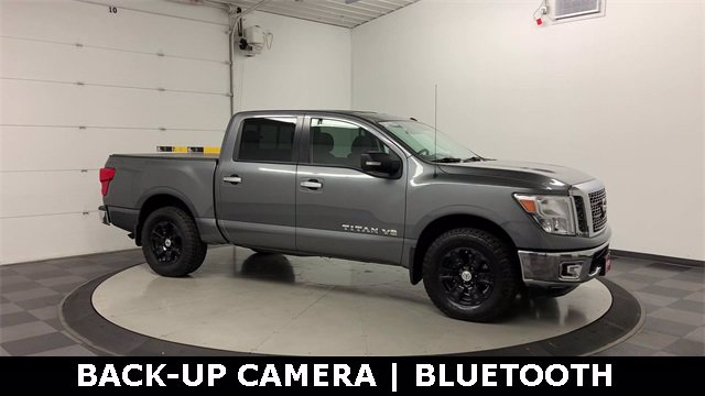 2018 Nissan Titan Crew Cab 4x4, Pickup #20F649A - photo 34