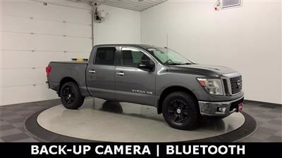 2018 Nissan Titan Crew Cab 4x4, Pickup #20F649A - photo 29