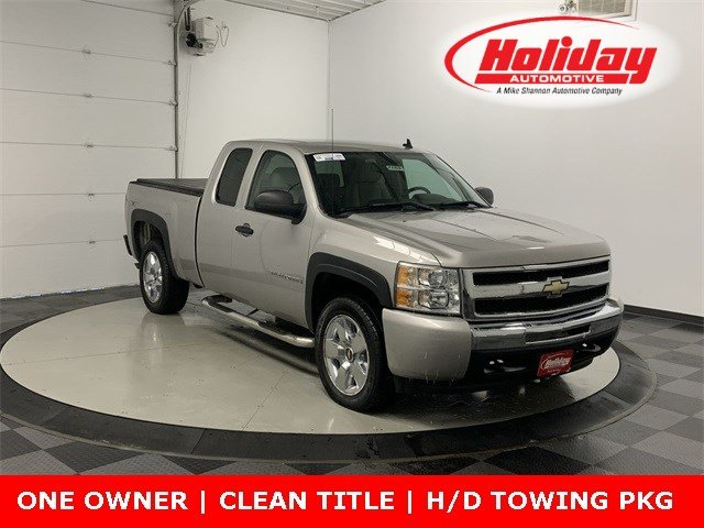 2009 Silverado 1500 Extended Cab 4x4, Pickup #20G467A - photo 1