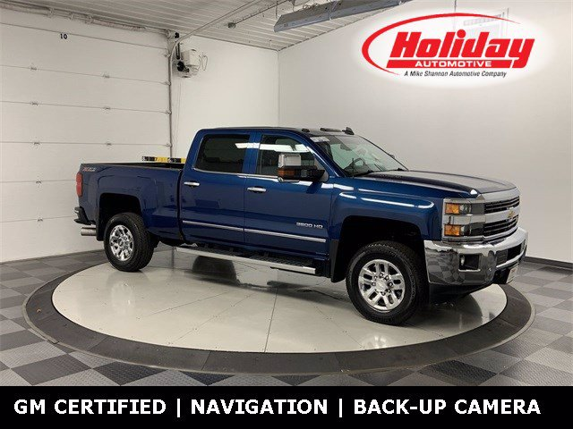 2016 Chevrolet Silverado 3500 Crew Cab 4x4, Pickup #20G469A - photo 1
