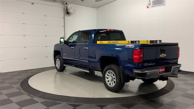 2016 Chevrolet Silverado 3500 Crew Cab 4x4, Pickup #20G469A - photo 3