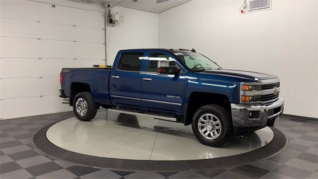 2016 Chevrolet Silverado 3500 Crew Cab 4x4, Pickup #20G469A - photo 35