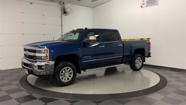 2016 Chevrolet Silverado 3500 Crew Cab 4x4, Pickup #20G469A - photo 37