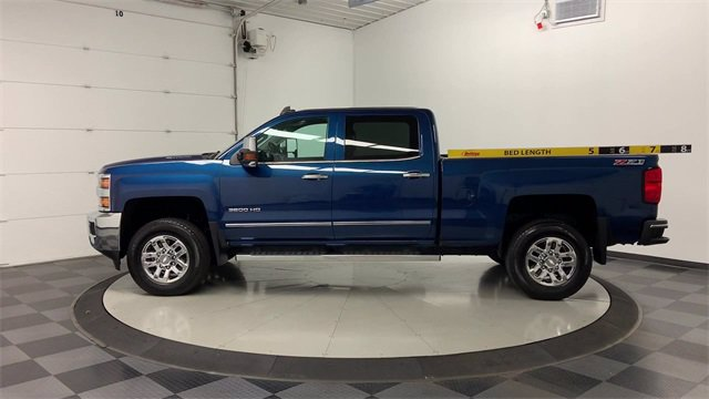 2016 Chevrolet Silverado 3500 Crew Cab 4x4, Pickup #20G469A - photo 38