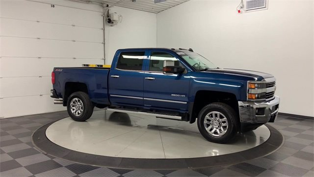 2016 Chevrolet Silverado 3500 Crew Cab 4x4, Pickup #20G469A - photo 40