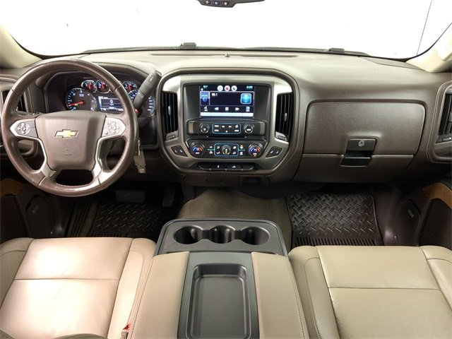 2015 Silverado 1500 Crew Cab 4x4, Pickup #20G491A - photo 3