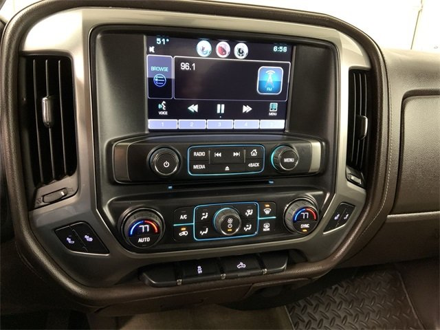 2015 Silverado 1500 Crew Cab 4x4, Pickup #20G491A - photo 4