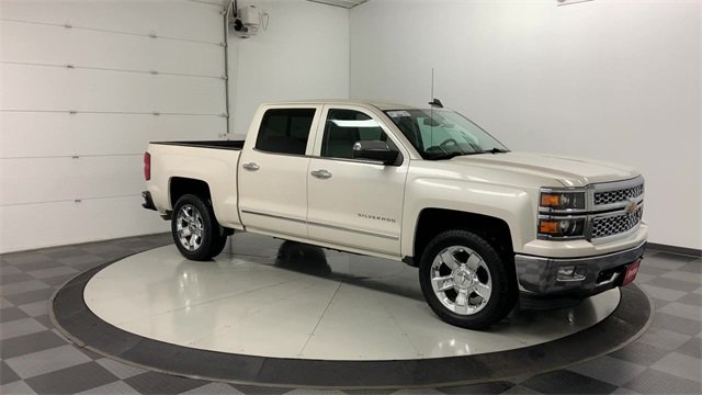 2015 Silverado 1500 Crew Cab 4x4, Pickup #20G491A - photo 31