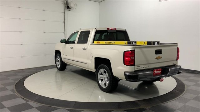 2015 Silverado 1500 Crew Cab 4x4, Pickup #20G491A - photo 35