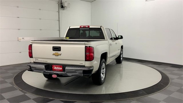2015 Silverado 1500 Crew Cab 4x4, Pickup #20G491A - photo 2