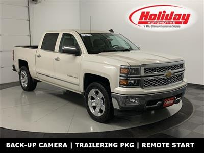 2015 Silverado 1500 Crew Cab 4x4, Pickup #20G491A - photo 1