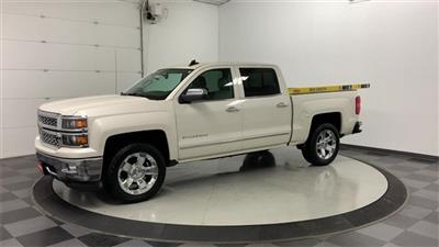 2015 Silverado 1500 Crew Cab 4x4, Pickup #20G491A - photo 33