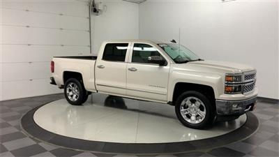 2015 Silverado 1500 Crew Cab 4x4, Pickup #20G491A - photo 37