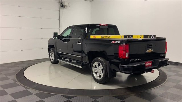 2016 Chevrolet Silverado 1500 Crew Cab 4x4, Pickup #20G864A - photo 3