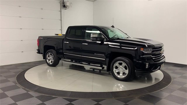 2016 Chevrolet Silverado 1500 Crew Cab 4x4, Pickup #20G864A - photo 35