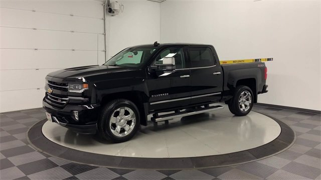 2016 Chevrolet Silverado 1500 Crew Cab 4x4, Pickup #20G864A - photo 37