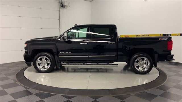 2016 Chevrolet Silverado 1500 Crew Cab 4x4, Pickup #20G864A - photo 38
