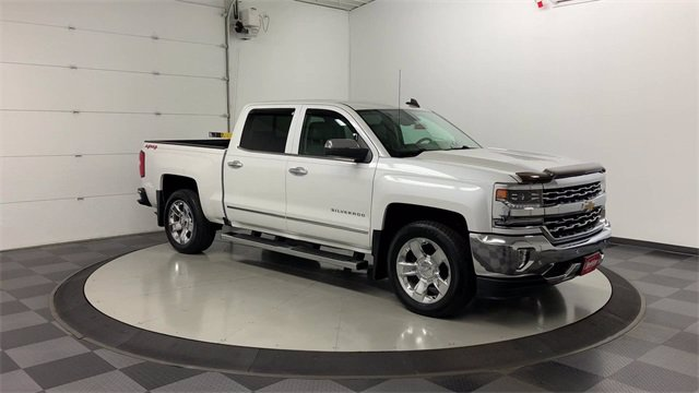 2016 Chevrolet Silverado 1500 Crew Cab 4x4, Pickup #20G866B - photo 34
