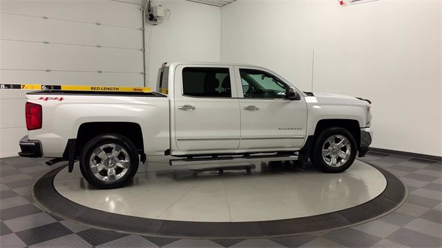 2016 Chevrolet Silverado 1500 Crew Cab 4x4, Pickup #20G866B - photo 38