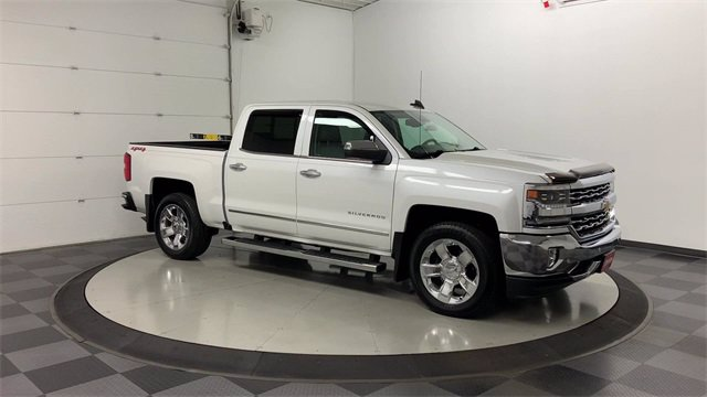 2016 Chevrolet Silverado 1500 Crew Cab 4x4, Pickup #20G866B - photo 39