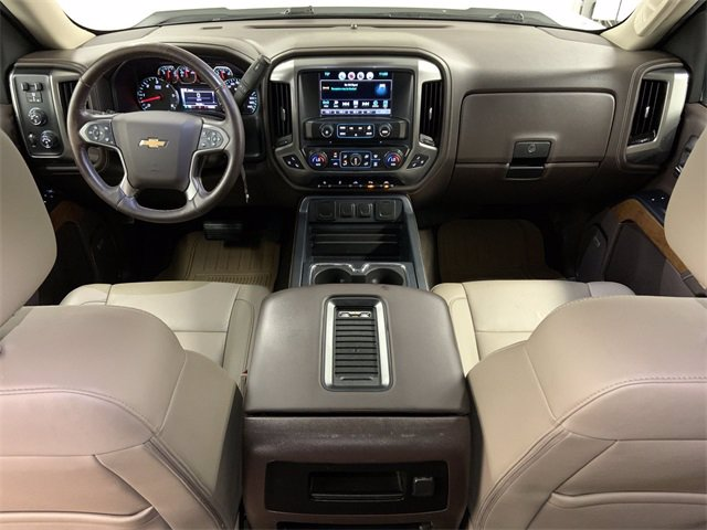 2016 Chevrolet Silverado 1500 Crew Cab 4x4, Pickup #20G866B - photo 5