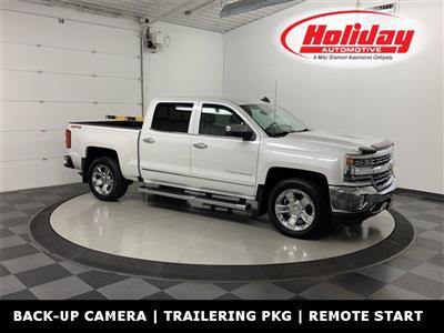 2016 Chevrolet Silverado 1500 Crew Cab 4x4, Pickup #20G866B - photo 1