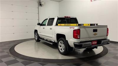 2016 Chevrolet Silverado 1500 Crew Cab 4x4, Pickup #20G866B - photo 3