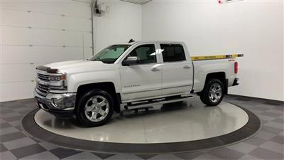 2016 Chevrolet Silverado 1500 Crew Cab 4x4, Pickup #20G866B - photo 36