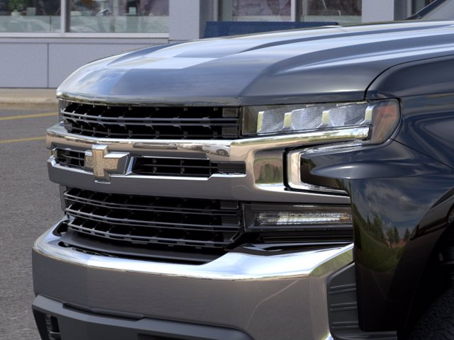 2021 Chevrolet Silverado 1500 Crew Cab 4x4, Pickup #21C135 - photo 11