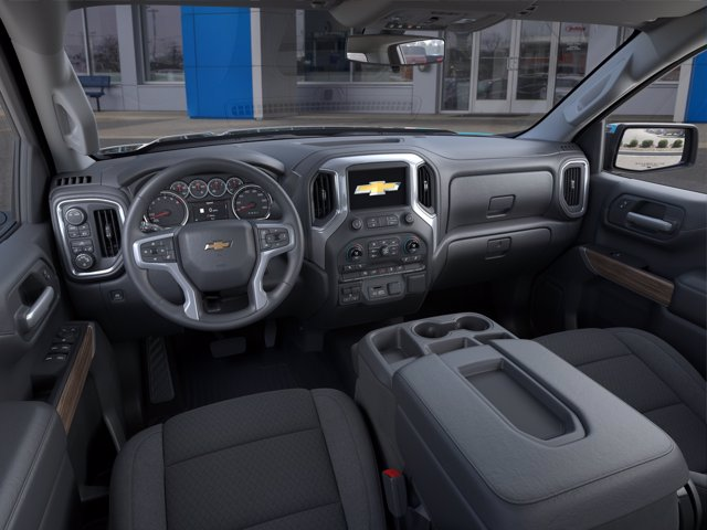 2021 Chevrolet Silverado 1500 Crew Cab 4x4, Pickup #21C135 - photo 12