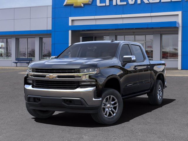 2021 Chevrolet Silverado 1500 Crew Cab 4x4, Pickup #21C135 - photo 6