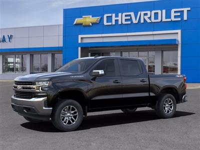 2021 Chevrolet Silverado 1500 Crew Cab 4x4, Pickup #21C135 - photo 3