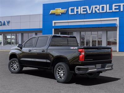 2021 Chevrolet Silverado 1500 Crew Cab 4x4, Pickup #21C135 - photo 4