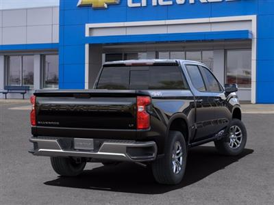 2021 Chevrolet Silverado 1500 Crew Cab 4x4, Pickup #21C135 - photo 2