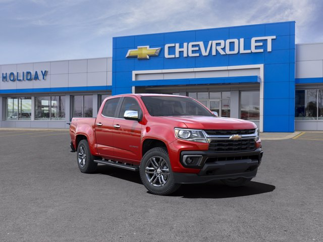 2021 Chevrolet Colorado Crew Cab 4x4, Pickup #21C152 - photo 1