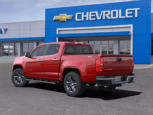 2021 Chevrolet Colorado Crew Cab 4x4, Pickup #21C152 - photo 4