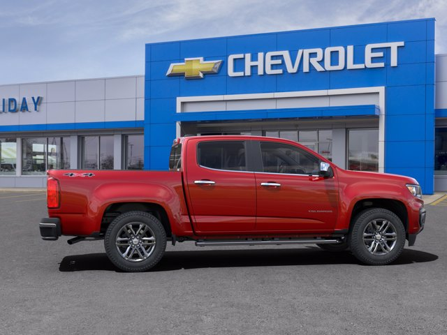 2021 Chevrolet Colorado Crew Cab 4x4, Pickup #21C152 - photo 5