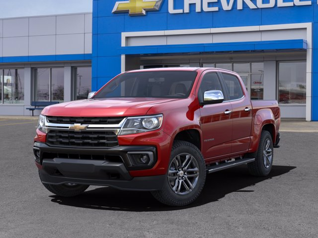 2021 Chevrolet Colorado Crew Cab 4x4, Pickup #21C152 - photo 6