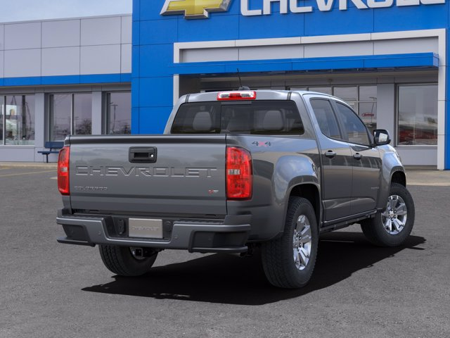 2021 Chevrolet Colorado Crew Cab 4x4, Pickup #21C184 - photo 1