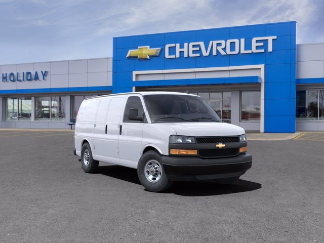 2021 Chevrolet Express 2500 4x2, Empty Cargo Van #21C198 - photo 1