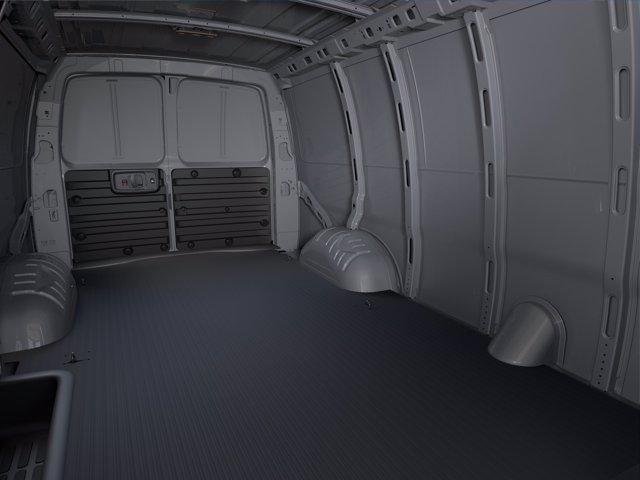 2021 Chevrolet Express 2500 4x2, Empty Cargo Van #21C198 - photo 2