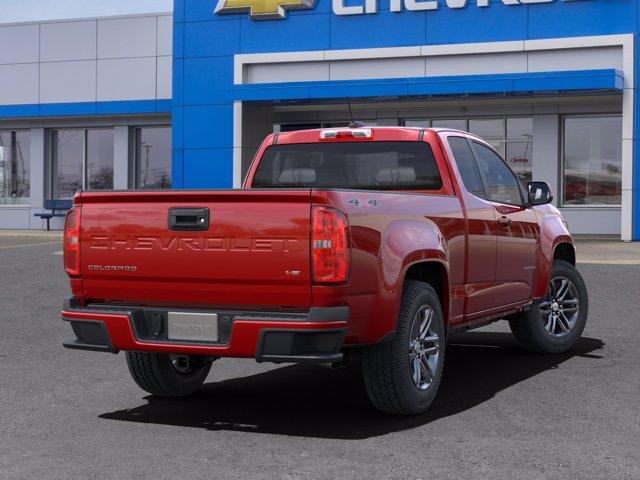 2021 Chevrolet Colorado Extended Cab 4x4, Pickup #21C201 - photo 1