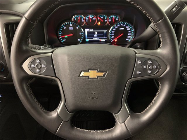 2015 Chevrolet Silverado 1500 Crew Cab 4x4, Pickup #21C210A - photo 14