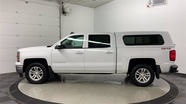 2015 Chevrolet Silverado 1500 Crew Cab 4x4, Pickup #21C210A - photo 38