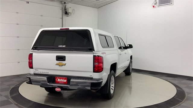 2015 Chevrolet Silverado 1500 Crew Cab 4x4, Pickup #21C210A - photo 2
