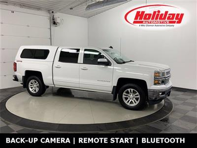 2015 Chevrolet Silverado 1500 Crew Cab 4x4, Pickup #21C210A - photo 1
