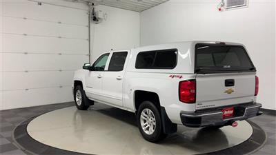 2015 Chevrolet Silverado 1500 Crew Cab 4x4, Pickup #21C210A - photo 4