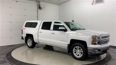 2015 Chevrolet Silverado 1500 Crew Cab 4x4, Pickup #21C210A - photo 35