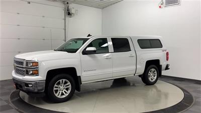 2015 Chevrolet Silverado 1500 Crew Cab 4x4, Pickup #21C210A - photo 37