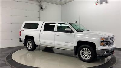 2015 Chevrolet Silverado 1500 Crew Cab 4x4, Pickup #21C210A - photo 40